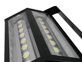 LED Strobe COB PRO 16x 20W DMX angle
