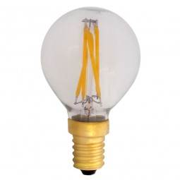 EiKO G45 LED E14 Filament 4W warmweiß 2700K 360lm 230V