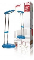 Ranex LED Schreibtischleuchte Cleo 2,5W 220lm blau