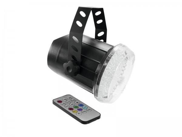 eurolite LED Techno Strobe 500 mit Fernbedienung 22W