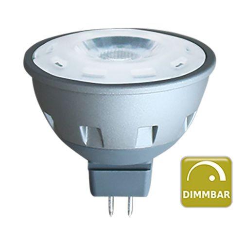 GU5,3 LED 7W dimmbar Leuchtmittel warmweiß