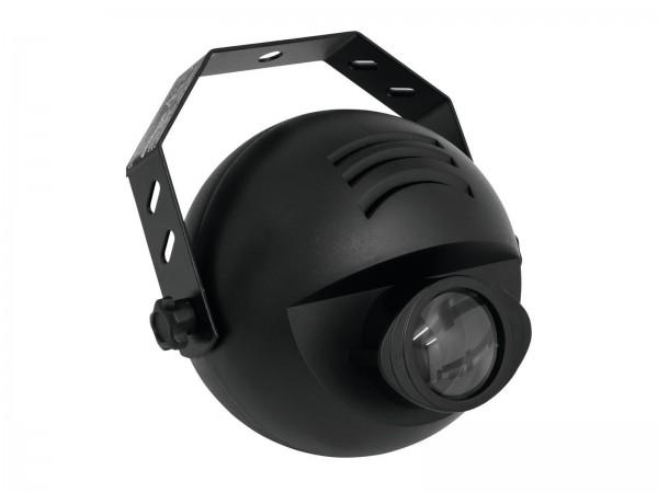 LED PST-9W TCL DMX Spot RGB Pinspot