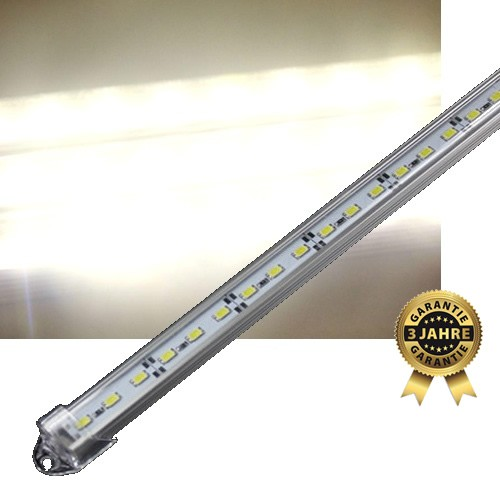 1m LED Leiste SMD5630 1940lm warmweiß 72SMDs