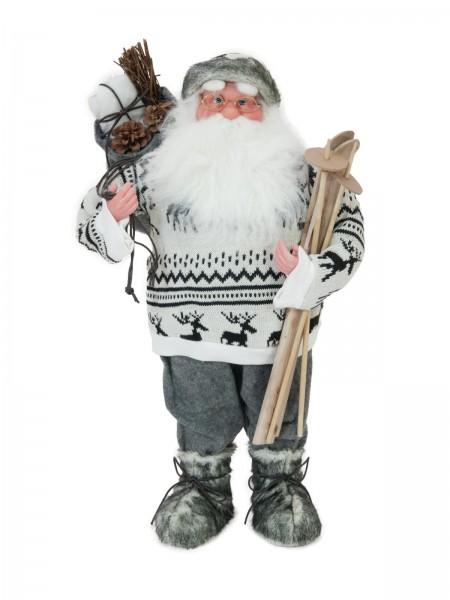 EUROPALMS Weihnachtsmann inkognito, 60cm