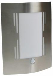 ChiliTec LED Außen-Wandleuchte mit Bewegungsmelder
