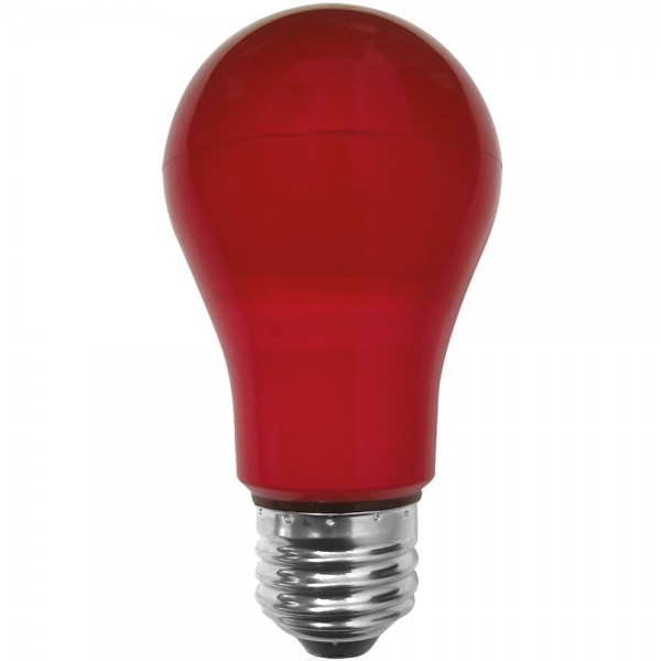 EiKO A19 55x108 LED E27 7W rot 230V IP65 110lm 270°