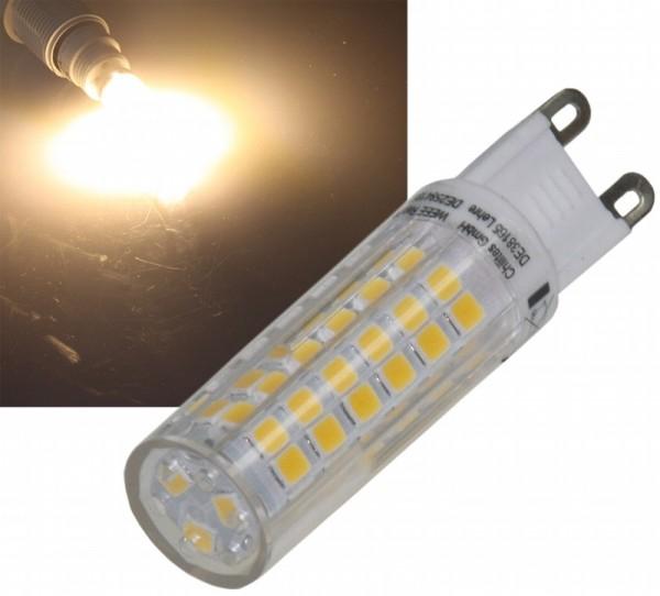 LED G9 6W warmweiß