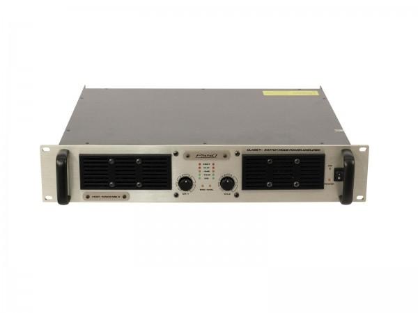 PSSO HSP-1000 MK2 SMPS Endstufe