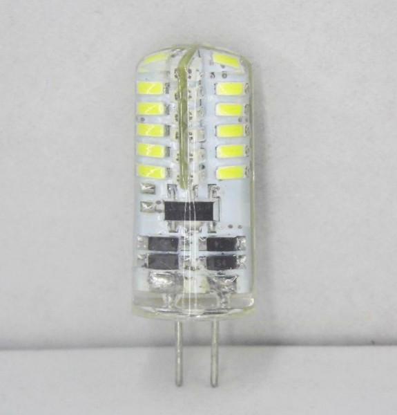 led g4 4w 12v ac dc leuchtmittel kaltwei spot strahler halogen led. Black Bedroom Furniture Sets. Home Design Ideas