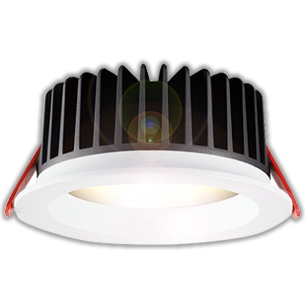 Blulaxa LED Downlight 23W warmweiß COB