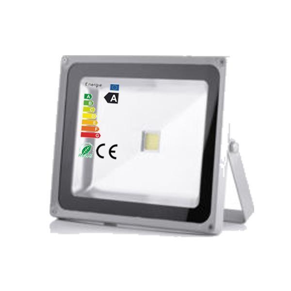 LED Fluter 50W COB High Power Strahler IP65 230V