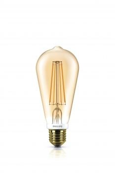 Philips E27 Led Tropfen Filament 7w 630lm Extra Warmweiss