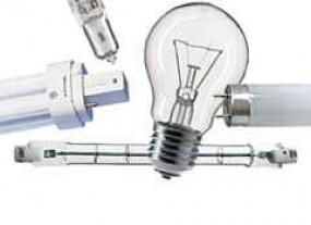 Leuchtmittel und Fassungen