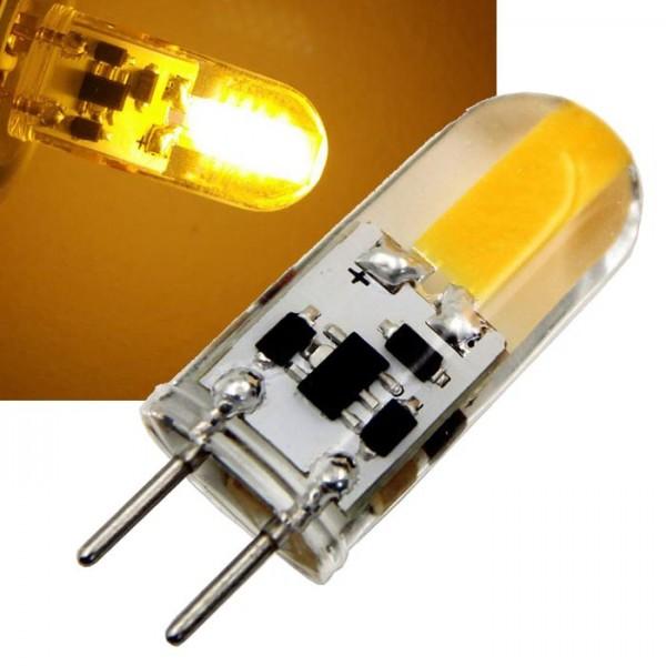 LED GY6,35 AC Leuchtmittel 3W warmweiß (Halogenersatz)