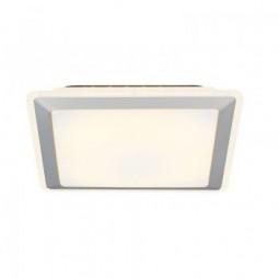 Nordlux LED Deckenleuchte Salsa 27 x 27cm 12W warmweiß 690lm