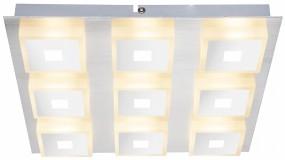 LED Deckenleuchte 45W 2790lm warmweiß 30 x 30 x 4cm