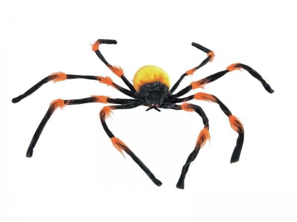 EUROPALMS Halloween Spinne, 110x110x12cm