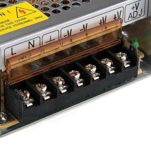 LED Transformator / Netzteil 12V 120W 10A DC