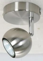 LED Leuchte GU10 Kugelspot einflammig