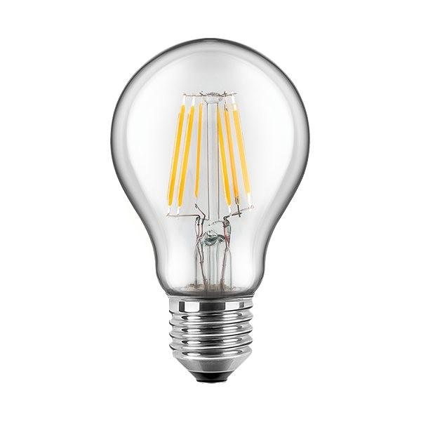Blulaxa LED E27 Filament Leuchtmittel 8W warmweiß
