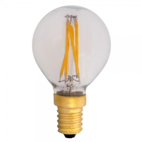 EiKO G45 LED E14 Filament 4W warmweiß 2700K 360lm 230V