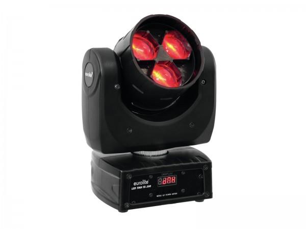 LED TMH FE-300 Beam / Flowereffekt 3x 12W
