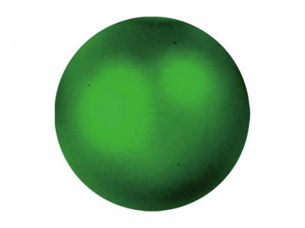 EUROPALMS Dekokugel 3,5cm, grün, metallic 48x