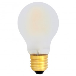 EiKO A19 LED E27 Filament matt 230V 4W warmweiß 2700K 400lm frosted
