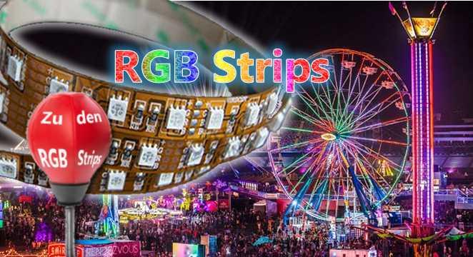 RGB LED Strip Set günstig kaufen