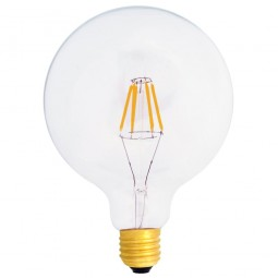 EiKO G125 LED E27 Filament 230V 6W warmweiß 2700K 600lm
