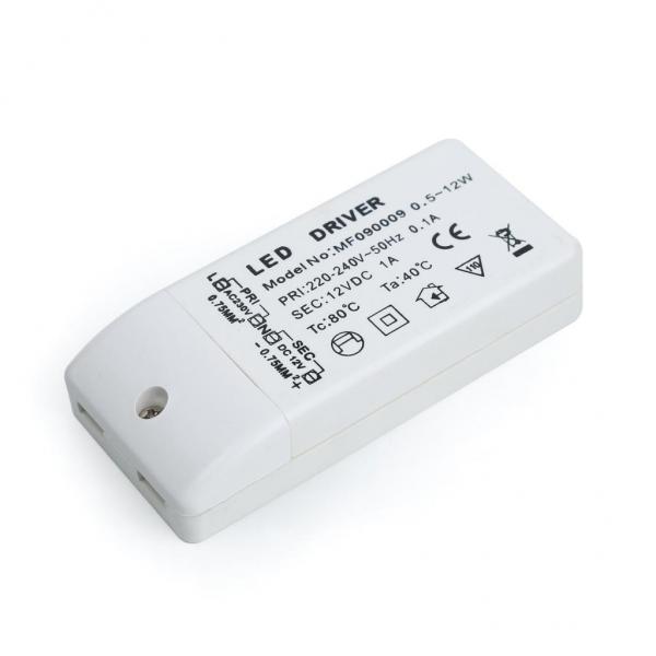 LED Trafo 12W 12V 1A Halogenersatz-Transformator
