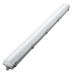 EiKO LED Feuchtraum-Wannenleuchte Tri-Proof 120cm 36W 4320lm 5000k IP65