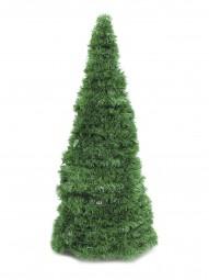 EUROPALMS Tannenbaum, kegelförmig, 150cm