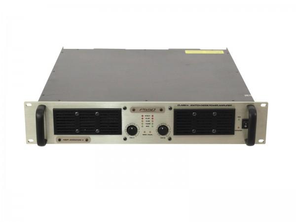 PSSO HSP-4000 MK2 SMPS Endstufe