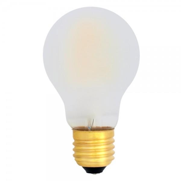EiKO A19 LED E27 Filament 6W frosted warmweiß 2700K 620lm 230V