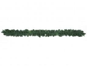 EUROPALMS Premium-Tannengirlande, grün, 30x270cm
