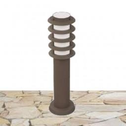 LED Garten Standleuchte Serena klein kaffeefarben