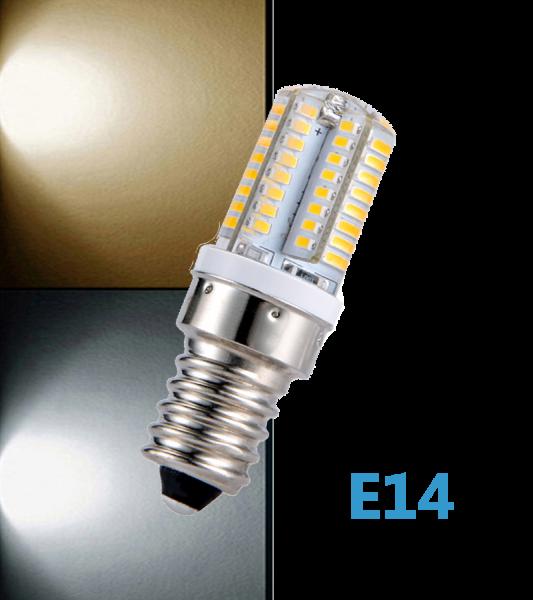 Kühlschrank-Leuchtmittel E14 LED 3W warmweiß neutralweiß