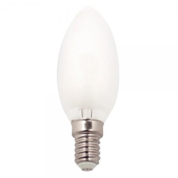 EiKO C35 LED E14 Kerze Filament 2W frosted warmweiß 2700K 220lm 230V