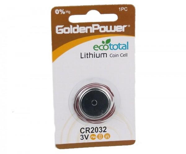 Lithium Knopfzelle CR2032 3V