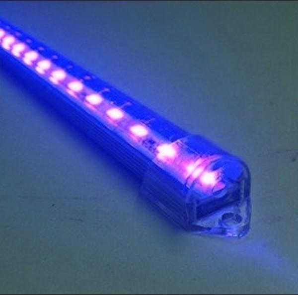 1m LED Leiste UV 72 SMDs / SMD 5730 Schwarzlicht 390nm
