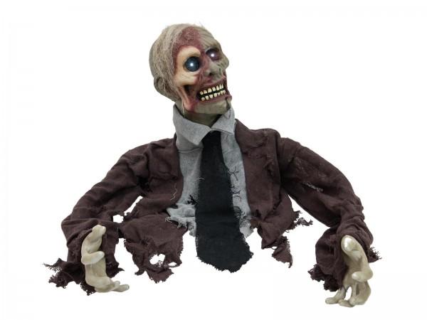 EUROPALMS Halloween Figur Deathcrawler 40cm