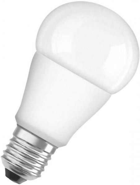 OSRAM LED STAR A60 E27 8W warmweiß matt