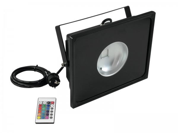 EUROLITE LED IP FL-50 COB RGB 60° FB
