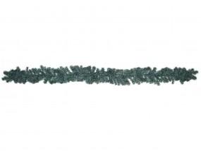 EUROPALMS Blautannengirlande, 270cm