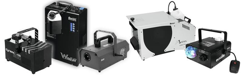 Nebelmaschinen-Dunstnebler-Hazer-Fazer