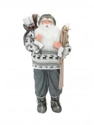 EUROPALMS Weihnachtsmann inkognito, 120cm