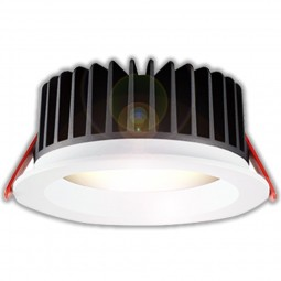 LED Downlight 23W warmweiß COB