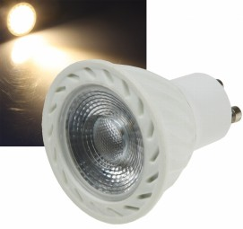 GU10 LED dimmbar 7W warmweiß 540lm