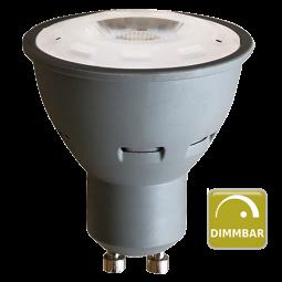Blulaxa GU10 LED 6W dimmbar Leuchtmittel warmweiß
